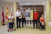 Mazarr�n acoge la Copa de España de Ciclismo Adaptado