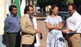 La Comunidad invertirá 340.000 euros en Las Torres de Cotillas para mejorar infraestructuras, aceras y ocho vías urbanas