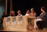 La Casa de la Cultura Pedro Serna acogió un recital poético