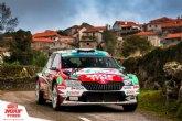 Fin de semana de desarrollo y consolidación para el equipo MRF Tyres en Portugal