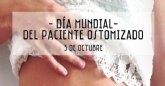 Alhama de Murcia se sum� al D�a Mundial del Paciente Ostomizado