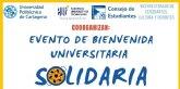Bienvenida universitaria solidaria 'Todos con La Palma'