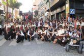 Puerto Lumbreras homenajea a su tradicional desfile de carrozas con una exposición fotográfica que recorre la historia de este emblemático evento