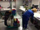 Se realizará un estudio que valore la posible municipalización del Servicio de Limpieza de Interiores actualmente privatizado