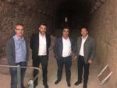 El PSOE exige una partida de 200.000 euros en los presupuestos de la CARM para continuar con la rehabilitación del castillo de Mula