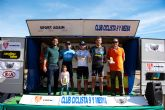 M�s de 250 ciclistas completan la XXIII Marcha MTB Bah�a de Mazarr�n