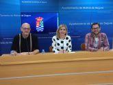El Ayuntamiento de Molina de Segura y la Asociación No te prives firman un convenio para la realización de actividades de sensibilización contra la LGTBIfobia