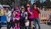 Las chicas del CAT logran tres podiums en la Yeti Cool Trail