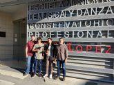 Dos alumnos de violín del Conservatorio de Música Maestro Jaime López de Molina de Segura han sido seleccionados como titulares de la Orquesta de Jóvenes de la Región de Murcia