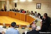 El Pleno municipal de Totana apuesta por impulsar un paquete de medidas que permitan tratar de revertir la situaci�n actual de progresivo deterioro del Mar Menor