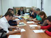 Nota de prensa sobre acuerdos Junta de Gobierno Local del Ayuntamiento de Molina de Segura