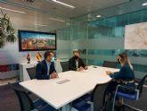 Reunión para analizar perspectivas futuras del sector turístico en el municipio