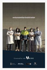 El Ayuntamiento de Molina de Segura se suma a la campaña #niunsanitariosintratar