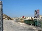 Vallan la zona del Puente Chapa por los continuos vertidos ilegales