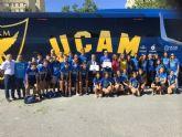 El UCAM Cartagena, a por el Nacional de Clubes Sub16