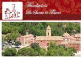 El Ayuntamiento realiza su aportación económica anual a la Fundación La Santa que asciende a 12.000 para gastos de funcionamiento de esta entidad