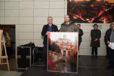 Cristóbal León obtiene el primer premio en el certamen de pintura al aire libre