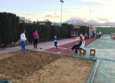 Las bases del atletismo local muestran su proyecci�n en el trofeo Jos� Luis Moreno Val