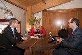 El Instituto de Fomento prevé medidas específicas para emprendedores y empresarios de Mazarrón