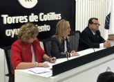 Isabel María Zapata se convierte en la primera alcaldesa de la historia de Las Torres de Cotillas