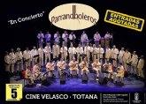 """Agotadas las entradas para la actuación musical de """"Los Parrandboleros"""" que se celebra esta noche en el Cinema Velasco"""