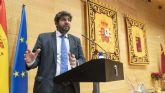 López Miras urge a defender la Constitución ante los ataques de quienes quieren romper España y nuestro modelo de convivencia