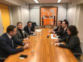 La Comunidad traslada a la Representación Permanente de España ante la Unión Europea su interés por contribuir a la futura estrategia europea para pymes