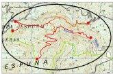 Cierre del acceso a las zonas de nidificaci�n del �guila Real en Sierra Espuña, de enero a junio