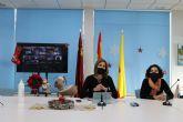 La Alcaldesa de Archena reúne a más de 300 alumnos del municipio con motivo del día de la Constitución