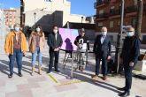Javier Lorente, protagonista de 'Un pintor en la calle'