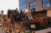 Los Reyes Magos de Oriente visitaron Puerto Lumbreras