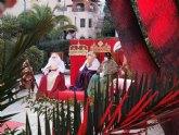 El Ayuntamiento de Mula muestra su agradecimiento a todas las personas que han hecho posible que los niños de Mula hayan podido estar cerca de los Reyes Magos de Oriente
