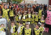 Más de un millar de escolares celebran las fiestas de Carnaval en los colegios de Puerto Lumbreras