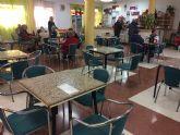 Prorrogan un año más el Servicio de Cafetería-Bar del Centro Municipal de la Tercera Edad de la plaza Balsa Vieja