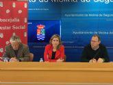El Ayuntamiento de Molina de Segura firma un convenio de colaboración con la Asociación CEOM para facilitar las prácticas formativas de personas con discapacidad intelectual