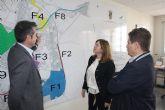 Mejorarán el servicio de agua en más de 5.000 viviendas gracias a las obras de renovación de red abastecimiento y alcantarillado