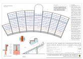 El auditorio municipal Tierno Galv�n contar� con unas gradas seguras y renovadas