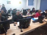 65 participantes del Proyecto Labor: Un paso hacia la empleabilidad realizan varias acciones formativas durante Enero y Febrero en Totana y Alhama