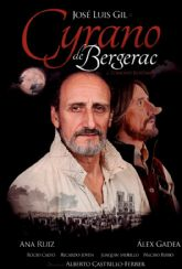 José Luis Gil protagoniza CYRANO DE BERGERAC el sábado 8 de febrero en el Teatro Villa de Molina