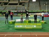 Plata y bronce para los nuestros en el Nacional de Clubes en Pista Cubierta