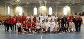Las leyendas del Real Madrid de Baloncesto se imponen a los veteranos del Club de Baloncesto Lumbreras
