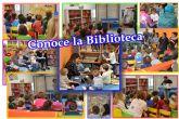 La biblioteca municipal se acerca a las aulas y a la familia  a trav�s del programa conoce tu biblioteca