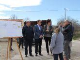 Fomento saca a licitación la construcción de una glorieta que mejorará la seguridad de la vía que une Puerto Lumbreras con La Estación-Esparragal