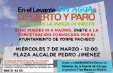 El Ayuntamiento de Torre-Pacheco apoya el paro agrario y la manifestación del próximo miércoles 7 de marzo en Madrid