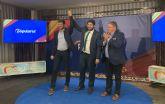 López Miras: 'El estado actual del Mar Menor es el mejor desde que comenzamos a trabajar en su regeneración'