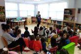 Nueva edición de los cuentacuentos de la biblioteca municipal 'Rosa Contreras'