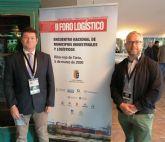 El Ayuntamiento de Molina de Segura asiste al II Encuentro Nacional de Municipios Industriales y Logísticos en Valencia