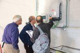 El pabell�n Sierra Espuña, primer edificio p�blico con consumo 100% fotovoltaico