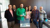 Ana María Alcaraz ganadora del sorteo Compra Reloj 2020 San Javier
