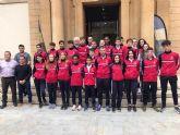 Nuestros atletas ya vislumbran el Nacional de Cross Escolar